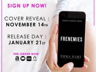 FRENEMIES is coming soon!