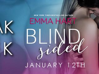BLINDSIDED sneak peek!