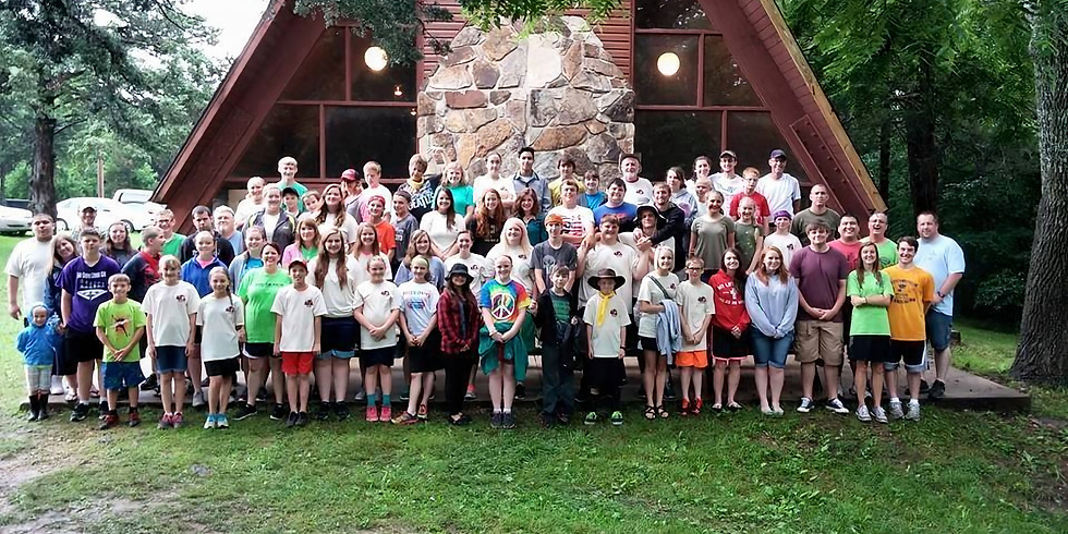 Happy Hollow Bible Camp - Brent Green Session