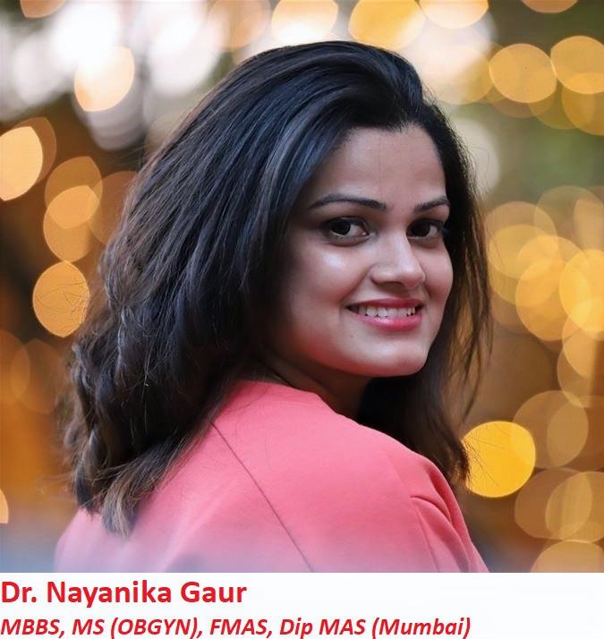 DR Nayanika Gaur