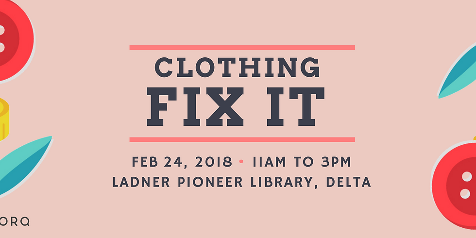 Fix It | Ladner Pioneer Library