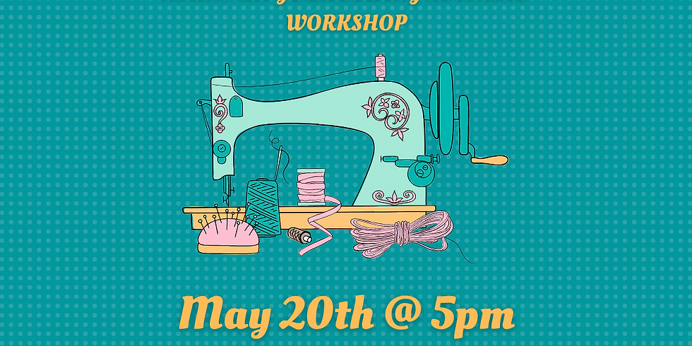 Sewing Machine Maintenance Workshop