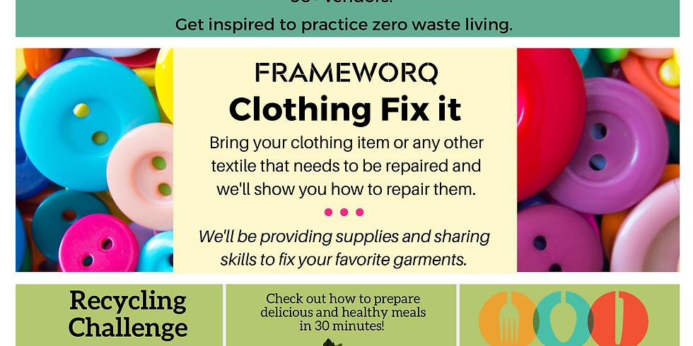 Clothing Fix it @ Thompson Community Centre / Richmond