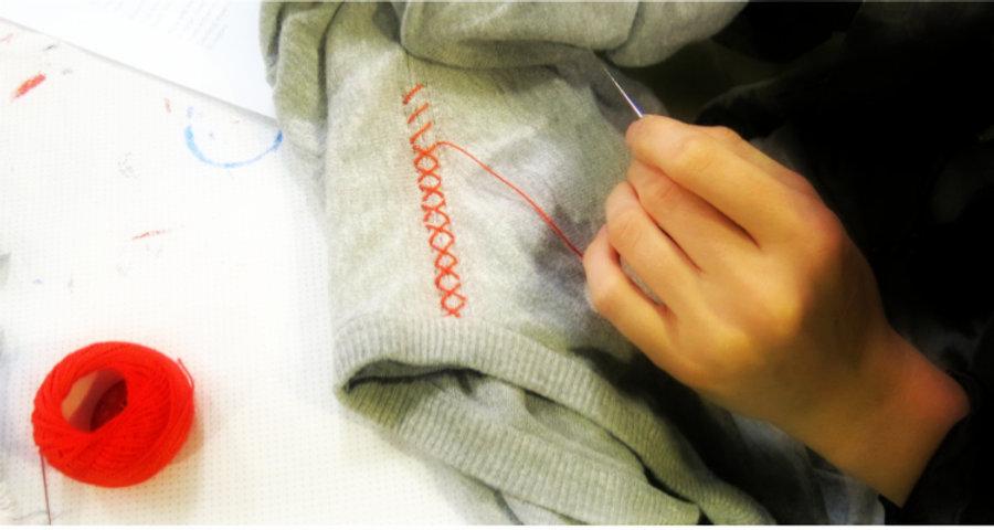 Frameworq Textile Fix It - Love it, Wear it, Repair it