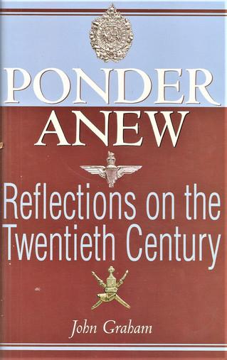 Ponder Anew by John Graham