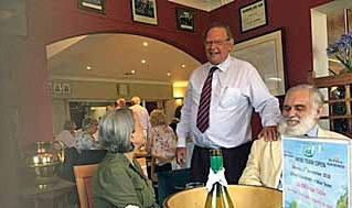 Increased Capacity For Wessex Lunch 25 July