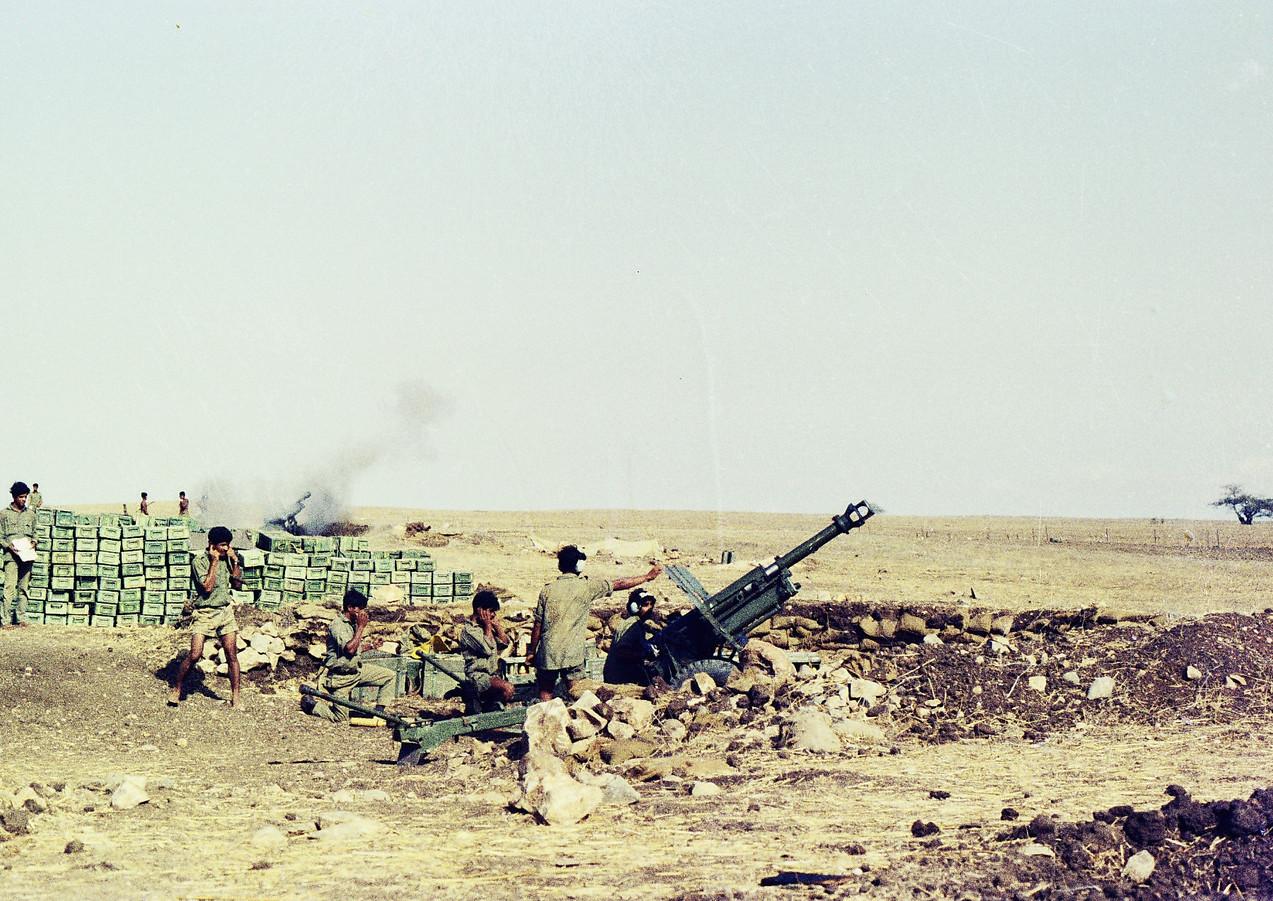 121_4 75mm mountain guns at White City.j