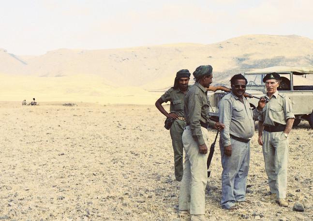 131_2 Arzat - Lt Salim Ali Fidoon, Said bin Ghia, Harry Hardy
