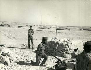 B Battery with Douglas Maclaine