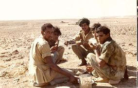 SSgt Hamdan Suwaid's section