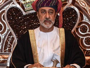 His Majesty Sultan Haitham bin Tarik bin Taimur al Said