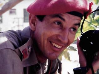 Lt Col AVO Robinson MC, WB, WKhM