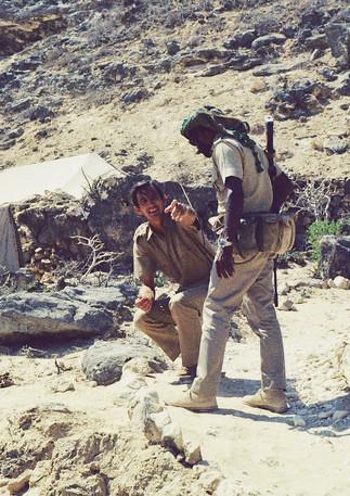 125_4 Mughshayl - Maj Khuda Bux & Lt Col Vyvyan