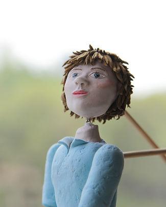 Птица-Мечта Глиняная сказка