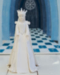 Снежная королева глиняная сказка