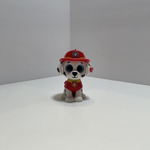 Mini Boos Collectible - Paw Patrol Marshall