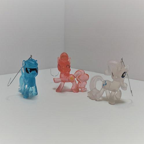 My Little Pony Ornament Set