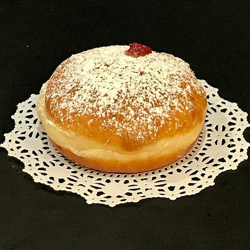 Classic Hanukkah Donuts