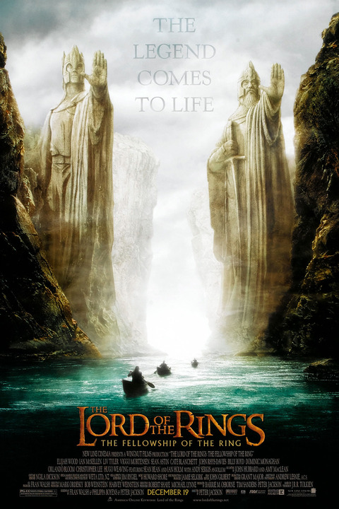 LOTR: The Fellowship of the Ring