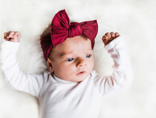 {Newborn} Ella Grace Graham