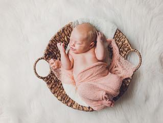 """{Newborn} Florence """"Ren"""" Marie Goodwin"""