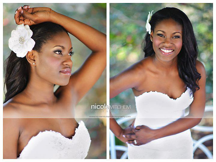 Beauty a go-go Bridal Work