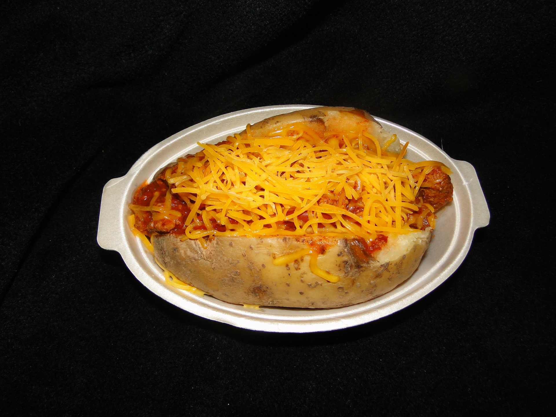 Chili N Cheese Potato