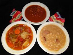 3 Homemade Soups