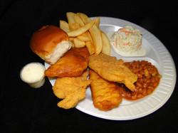 Fish n Chicken Dinner