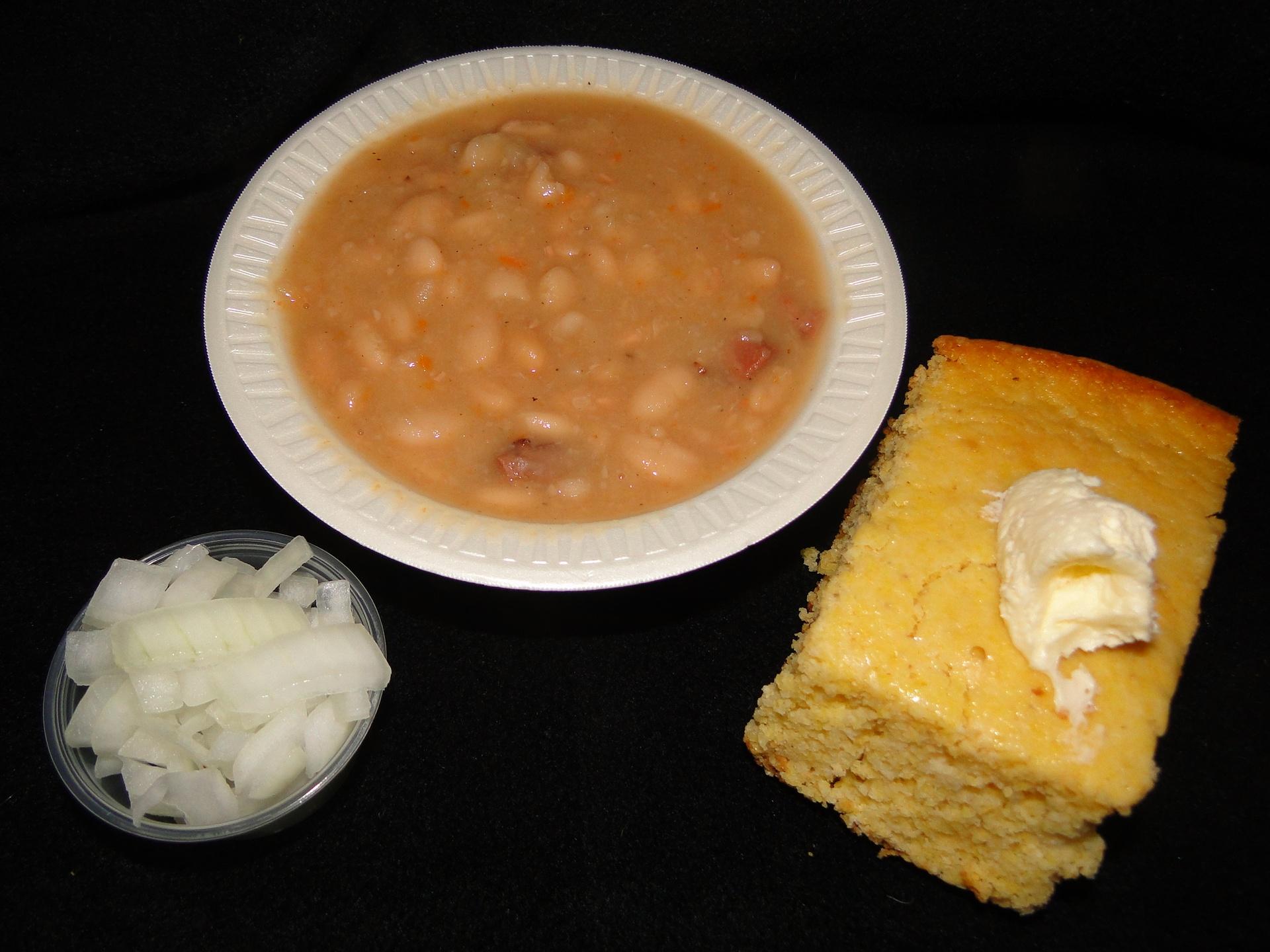 Beans N Cornbread