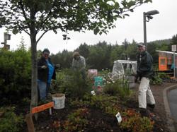 Demo Garden work party 2012 (1)