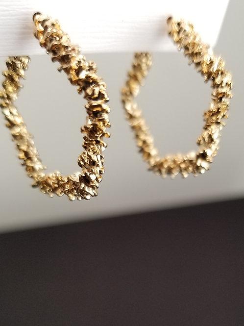 Gold Octagon