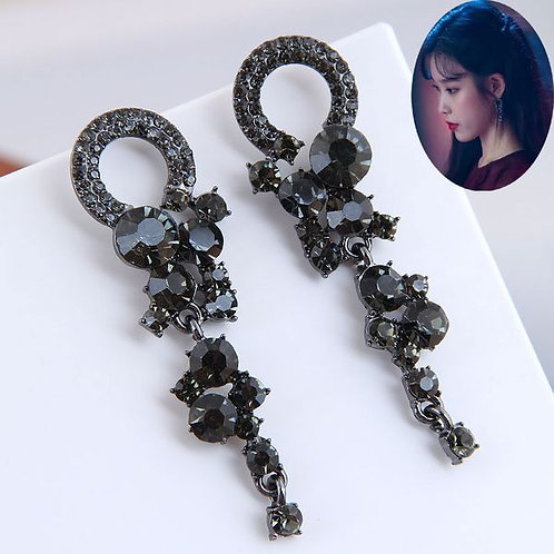 Diamond Clusters (BLACK)