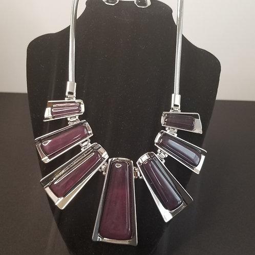 Purple Tangles