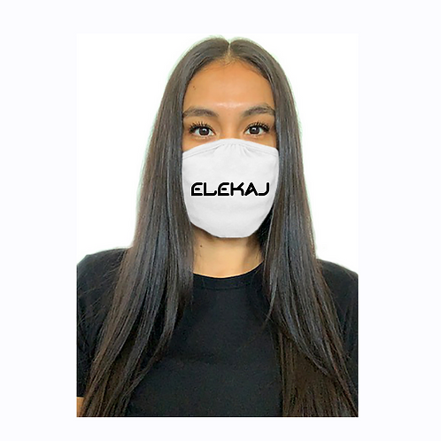 Elekaj Mask White (Black)