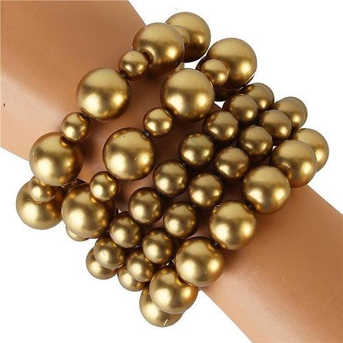 Gold Lux Bracelet