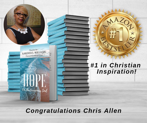Hope for The Overcomers Soul (Anthology)