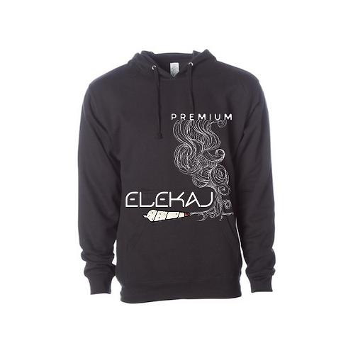 Elekaj Premium Hoodie (Black)