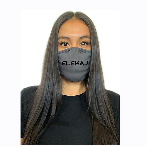 Elekaj Mask Gray (Black)