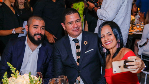 Alejandro Matos, Jhonny Matos y Kimberly