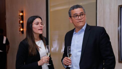 Daniella Villanueva y Cesar Villanueva.j