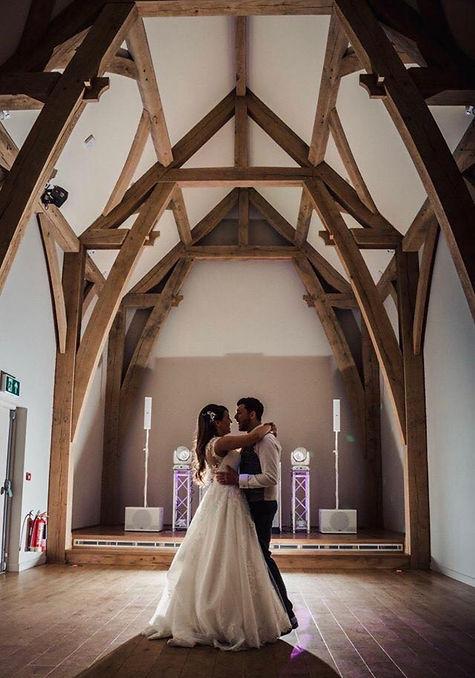 Wedding DJ, Wedding disco, Staffordshire, Wedding, DJ, Shropshire, Leicestershire, Midlands, Derbyshire, The Mills Barns, Alveley, Exclusive venue