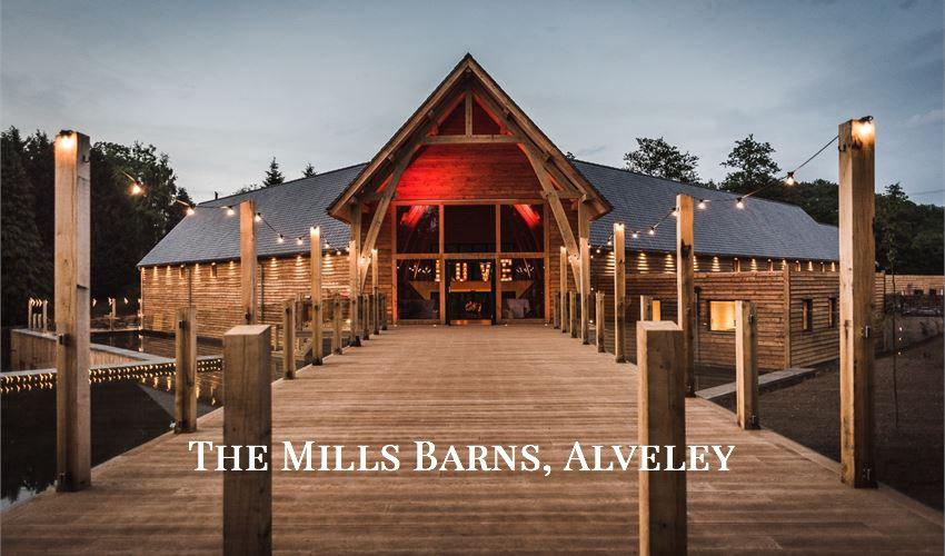 Wedding DJ, The Mills barns, DJ,