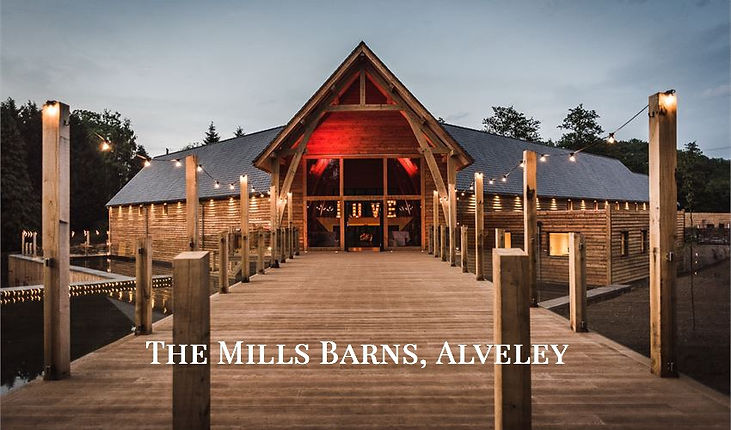 Wedding DJ, Wedding disco, Staffordshire, Wedding, DJ, Shropshire, Leicestershire, Midlands, Derbyshire, The Mills Barns, Alveley, exclusive wedding venue