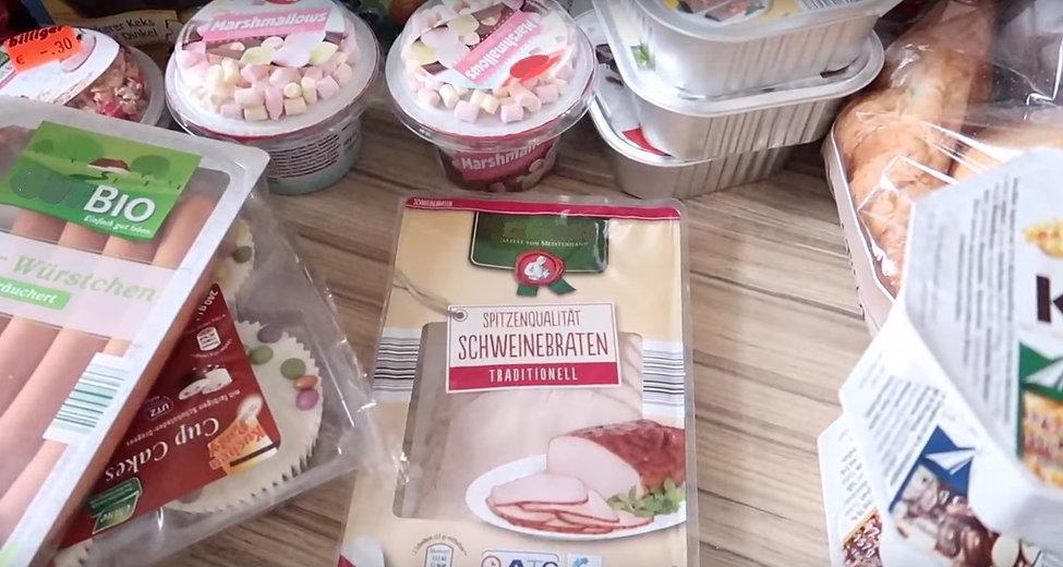Food und Lebensmittelproduktion