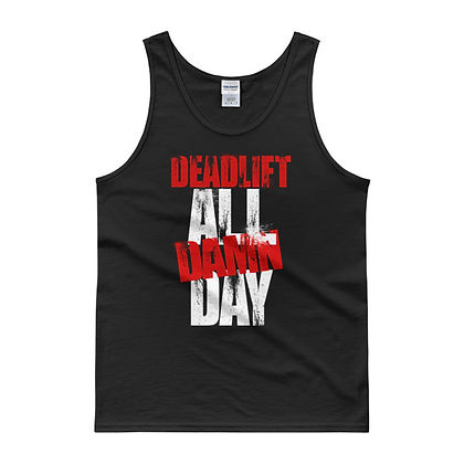 DEADLIFT ALL DAMN DAY TANK