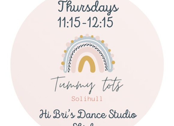 4 week course Thursdays 11:15-12:15 Starting 19th August