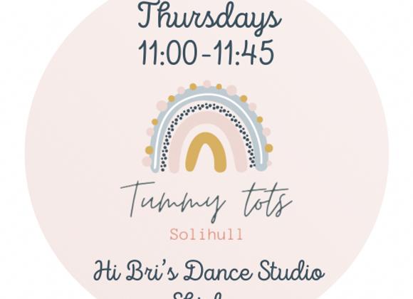 4 week course Thursdays 11:00-11:45 Starting 4th November