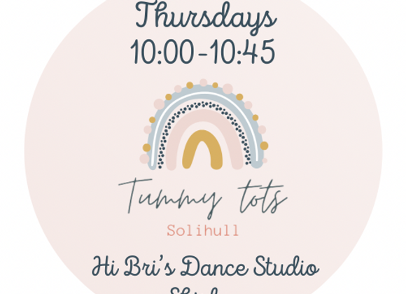 4 week course Thursdays 10:00-10:45 Starting 4th November