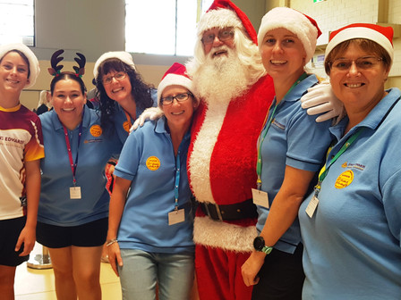 Variety Special Children's Christmas Party